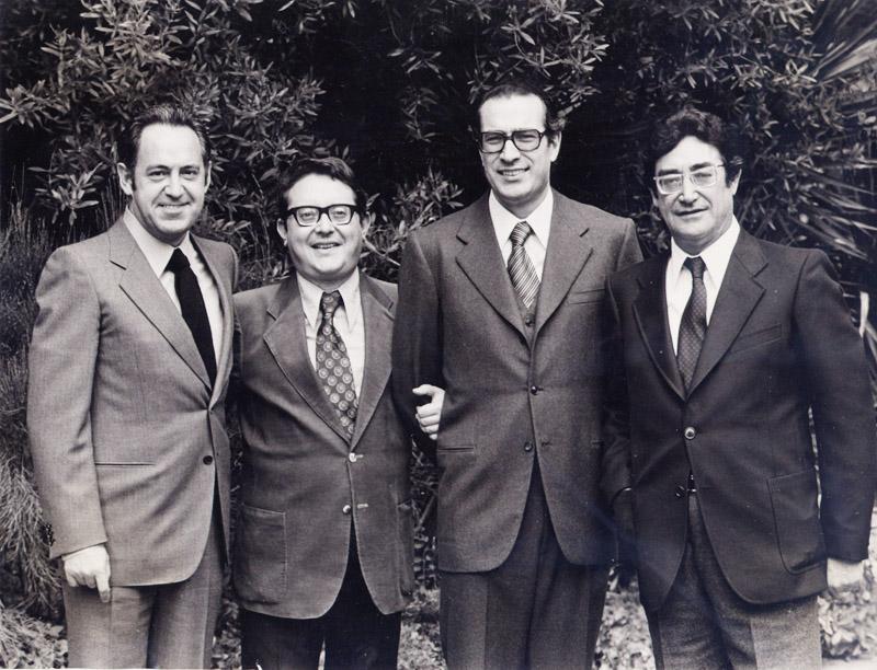 Il Quartetto Beethoven di Roma